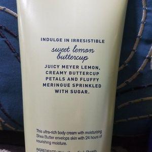 Bath & Body Works Other - BBW Tutti Dolci Sweet Lemon Buttercup
